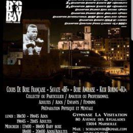 52 RUE BEAU 13004 Marseille Cma hopkinson